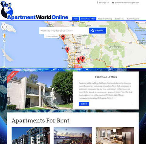 Apartment World Online