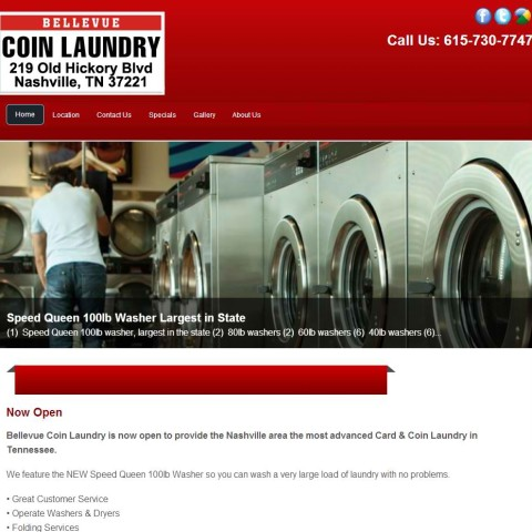 Bellevue Coin Laundry