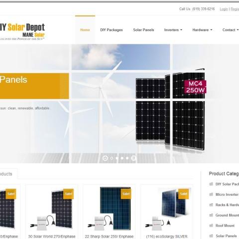 DIY Solar Depot