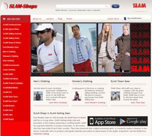 SLAM Shops