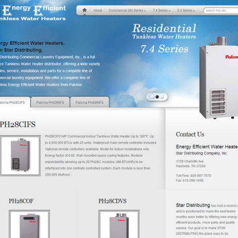 Energy Efficient Water Heaters WordPress