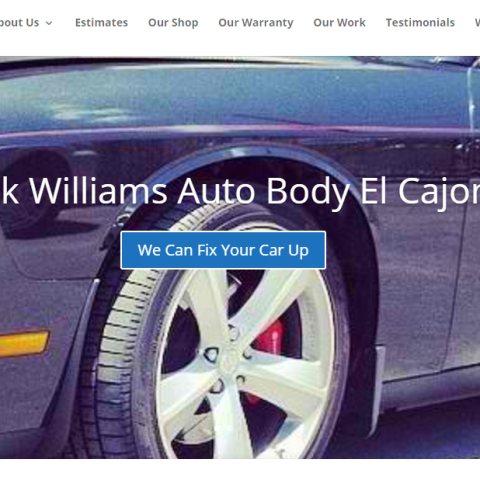 Jack Williams Auto Body