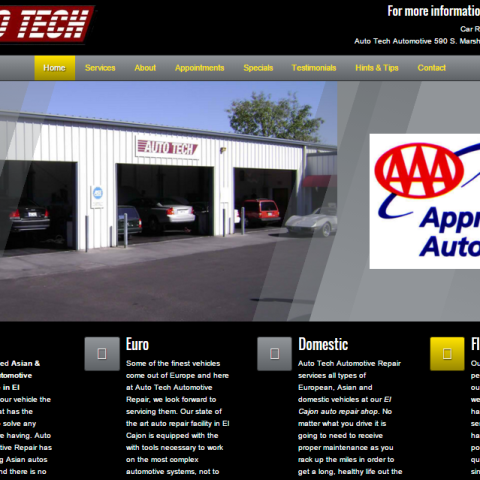 Auto Tech Vehicle Repair