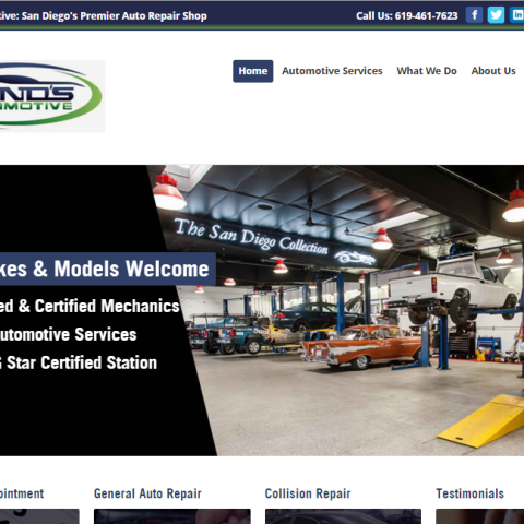 Bond's Automotive: San Diego's Premier Auto Repair Shop Call Us