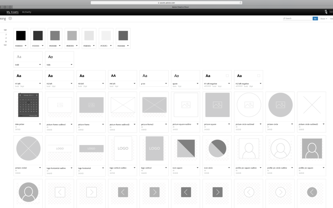Who Knew Adobe CC Could Wireframe?